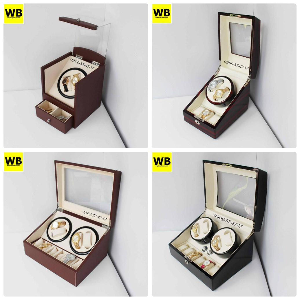 chọn mua hộp đựng cho đồng hồ cơ automatic phù hợp