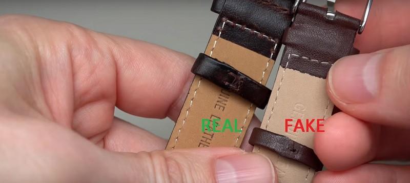hướng dẫn chi tiết phân biệt đồng hồ dw thật