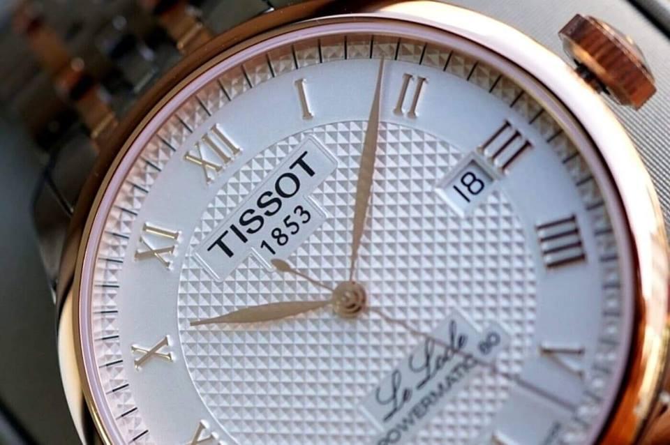 cách nhận biết đồng hồ tissot chuẩn real và fake