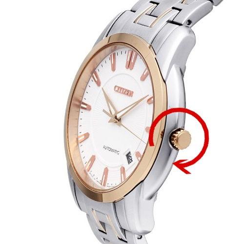 hướng dẫn lên cót đồng hồ cơ đảm bảo chính xác