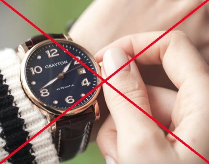 những lưu ý giúp bạn lên dây cót cho đồng hồ chuẩn xác