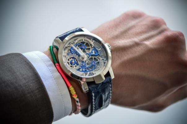 những cách giúp bạn sử dụng đồng hồ đeo tay automatic