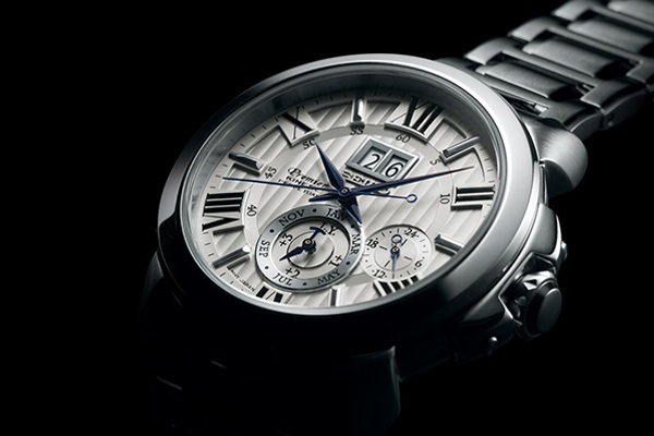 những cách chỉnh giờ đồng hồ automatic