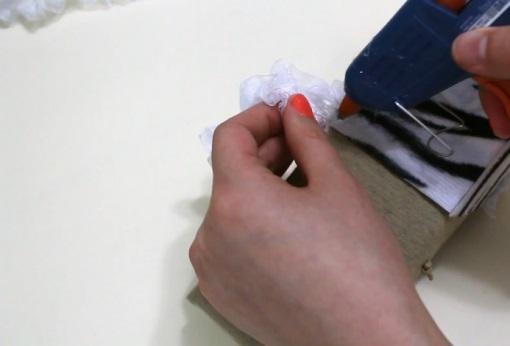 cách làm hộp tủ đựng trang sức