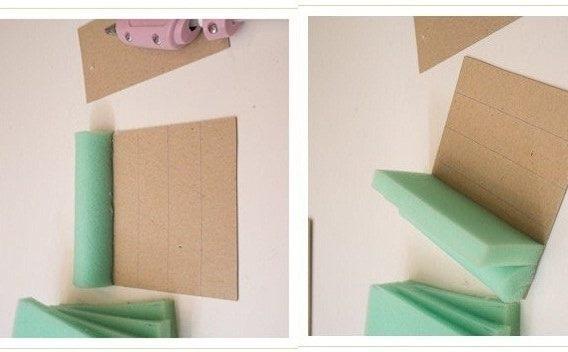 cách làm hộp trang sức bằng vải