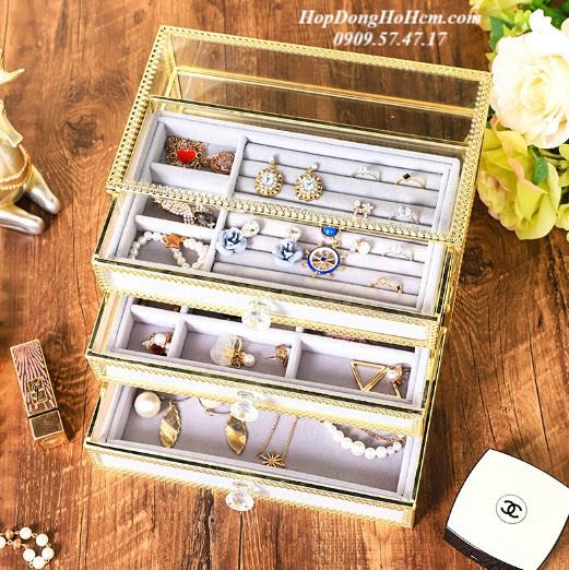 các mẫu hộp đựng trang sức được ưa chuộng