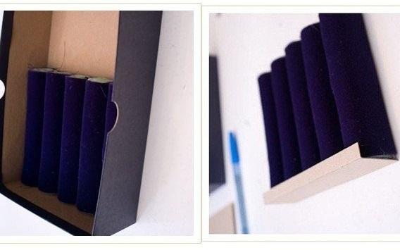 tự làm hộp đựng trang sức handmade