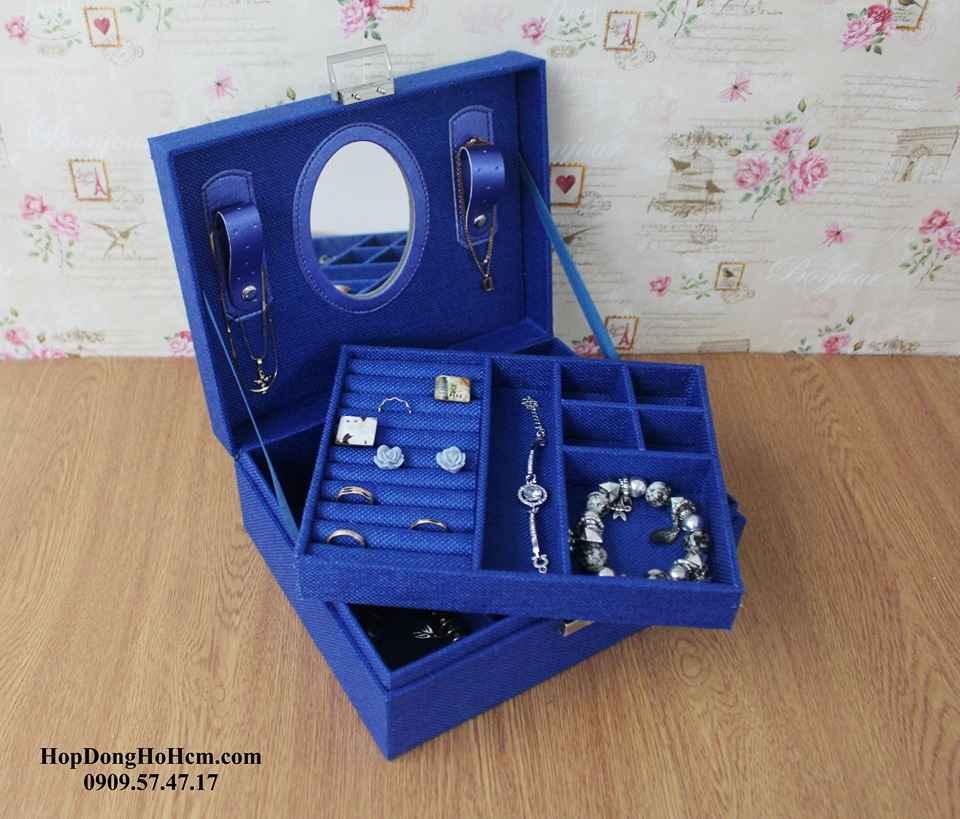 shop bán hộp chứa trang sức có khóa