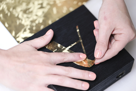 làm hộp đựng đồ trang sức handmade