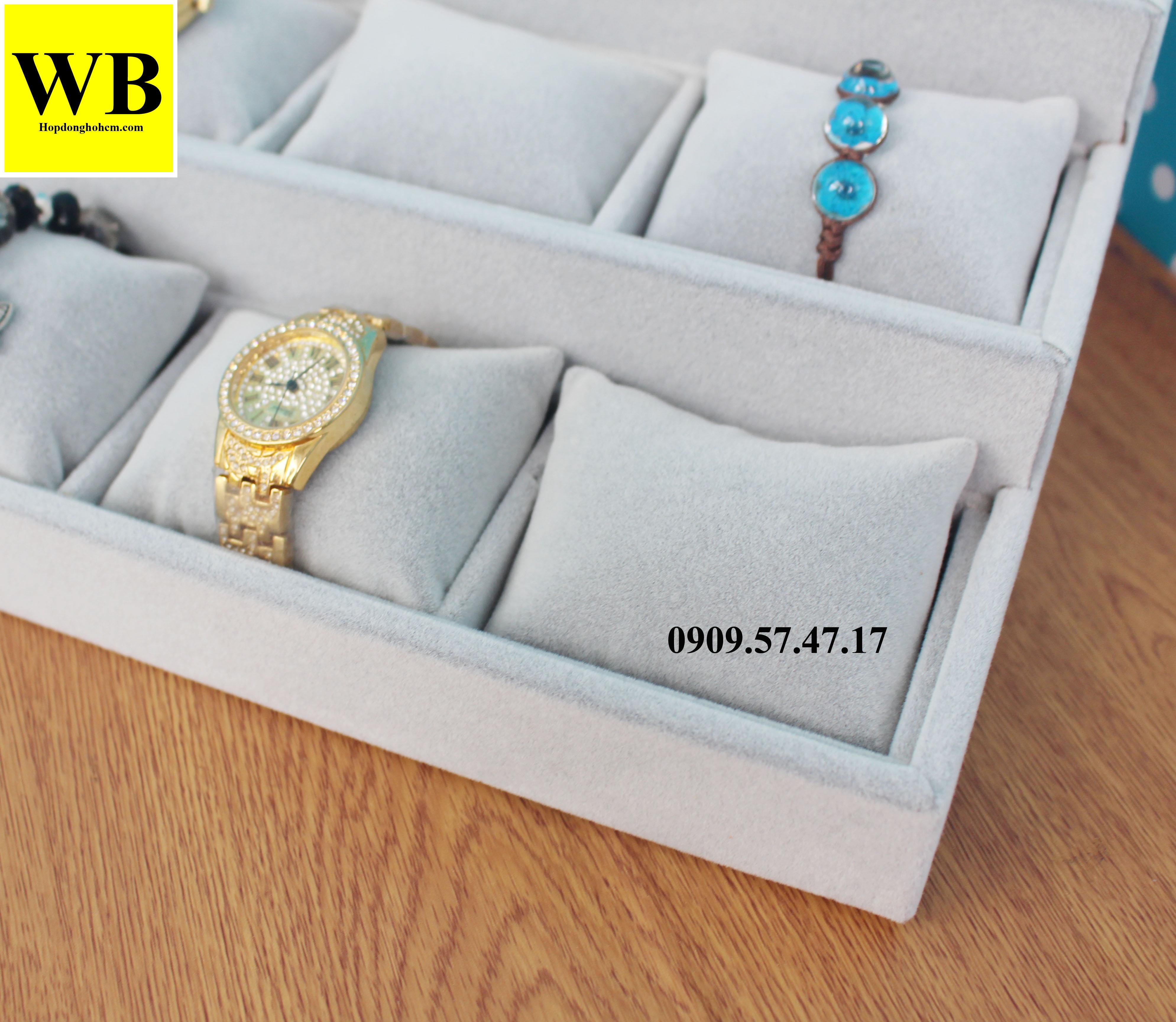 các mẫu khay đựng đồng hồ
