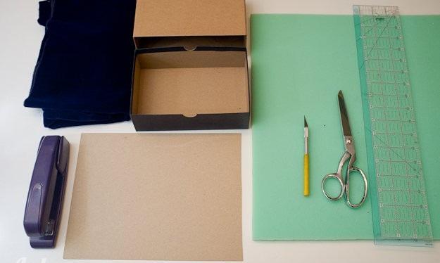 cách tự làm hộp đựng trang sức
