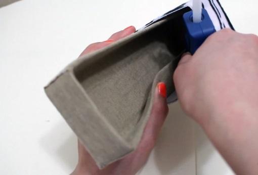 cách làm hộp đựng đồ trang sức bằng giấy